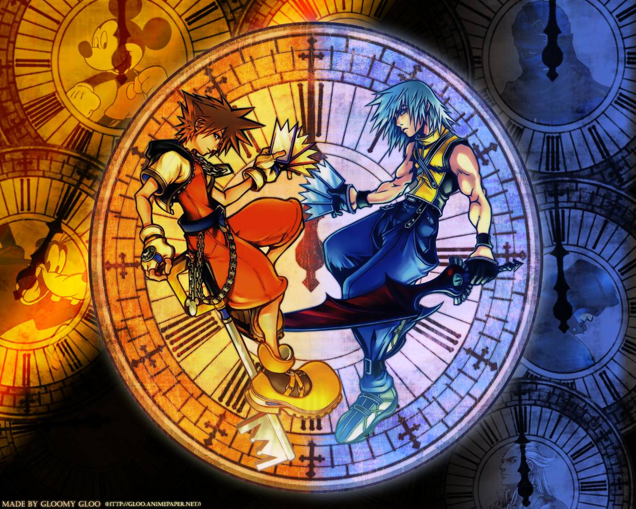 Image for Kingdom Hearts Backgrounds