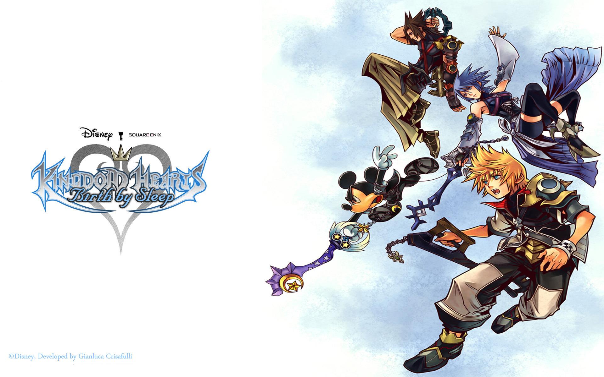 Kingdom Hearts Wallpaper Hd Games
