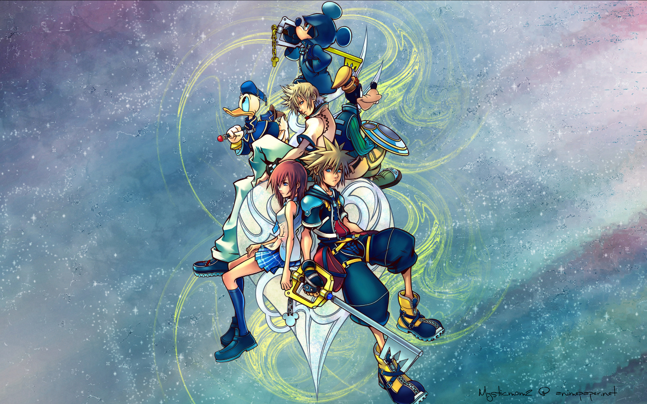 ... anime-kingdom-hearts-wallpapers ...
