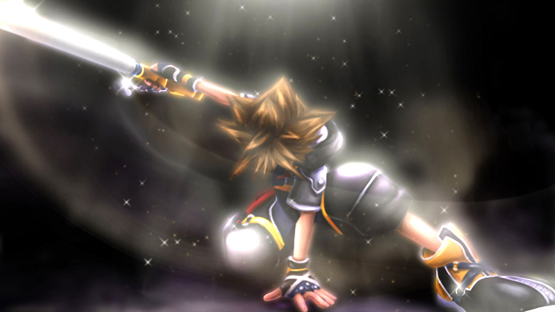 kingdom hearts hd wallpaper