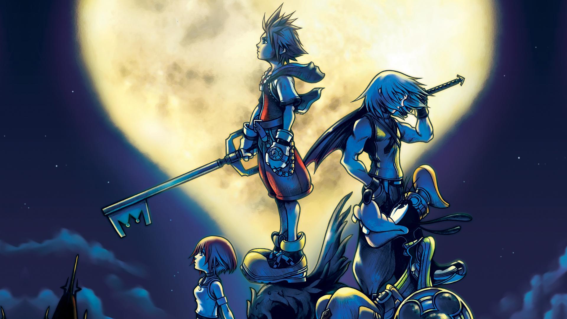 Kingdom Hearts Hd Wallpaper 1920x1080 52464