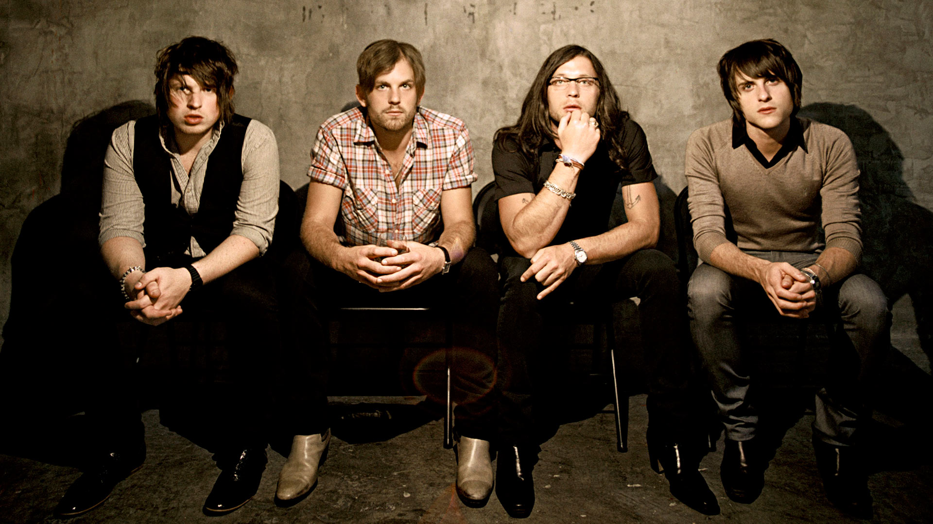 Kings of Leon backdrop wallpaper