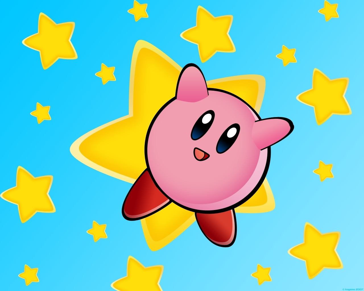 Kirby Kirby Wallpaper