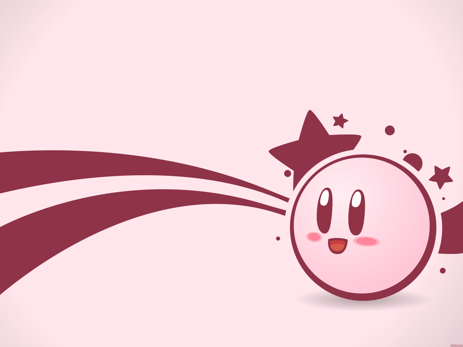 HD Wallpaper | Background ID:35916. 1600x1200 Video Game Kirby