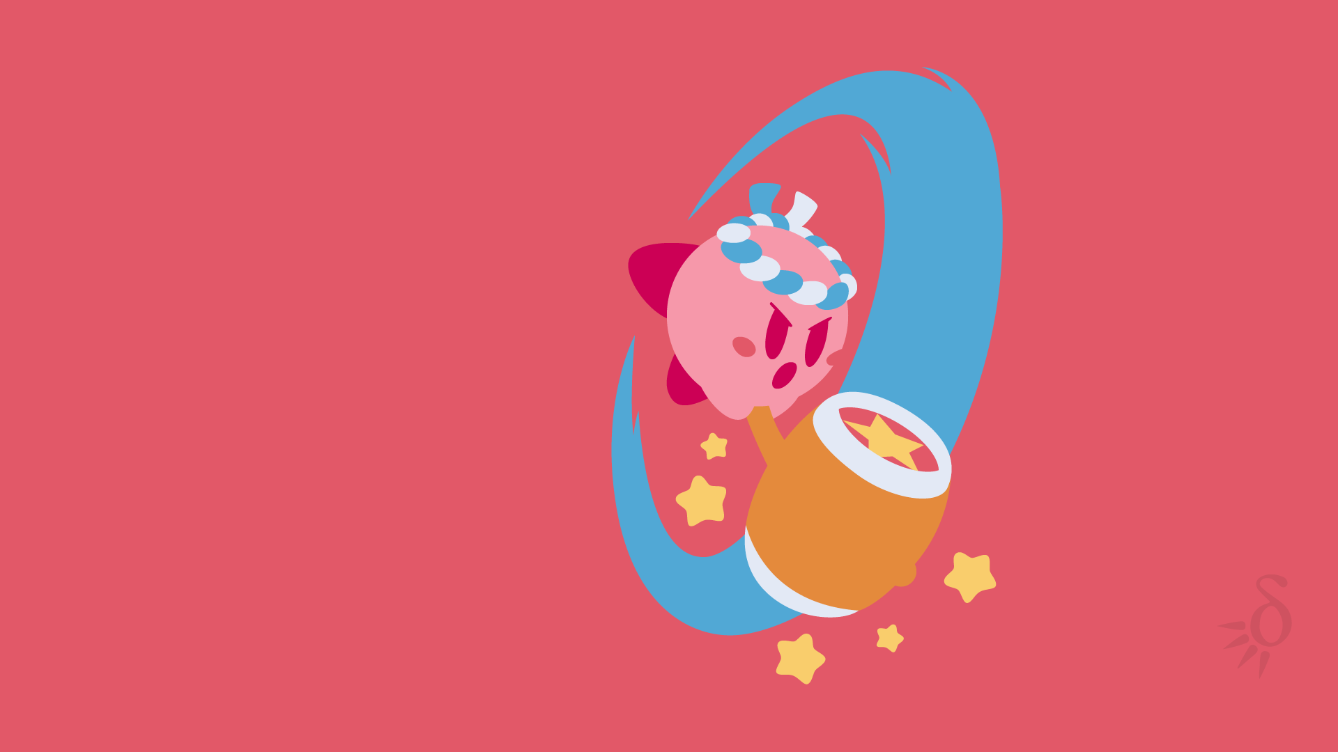 Hammer Kirby by Krukmeister