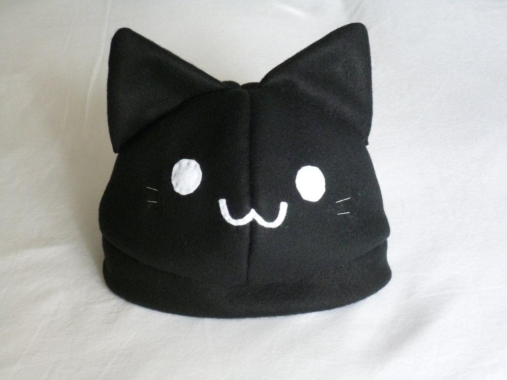 Kitty in Hat