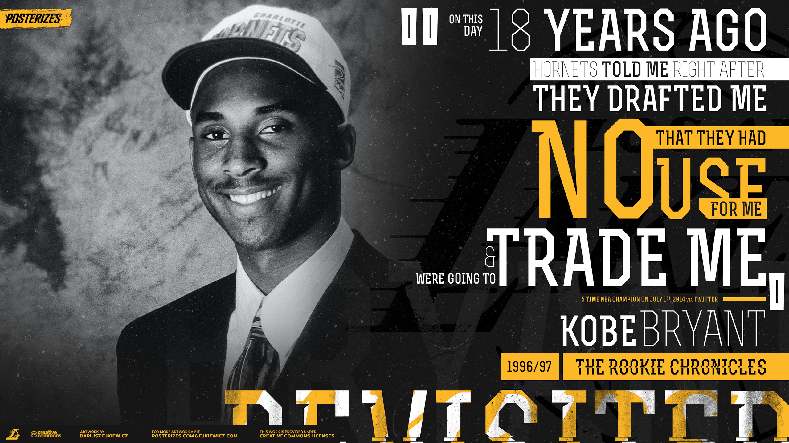 Kobe Bryant 'The Rookie Chronicles'