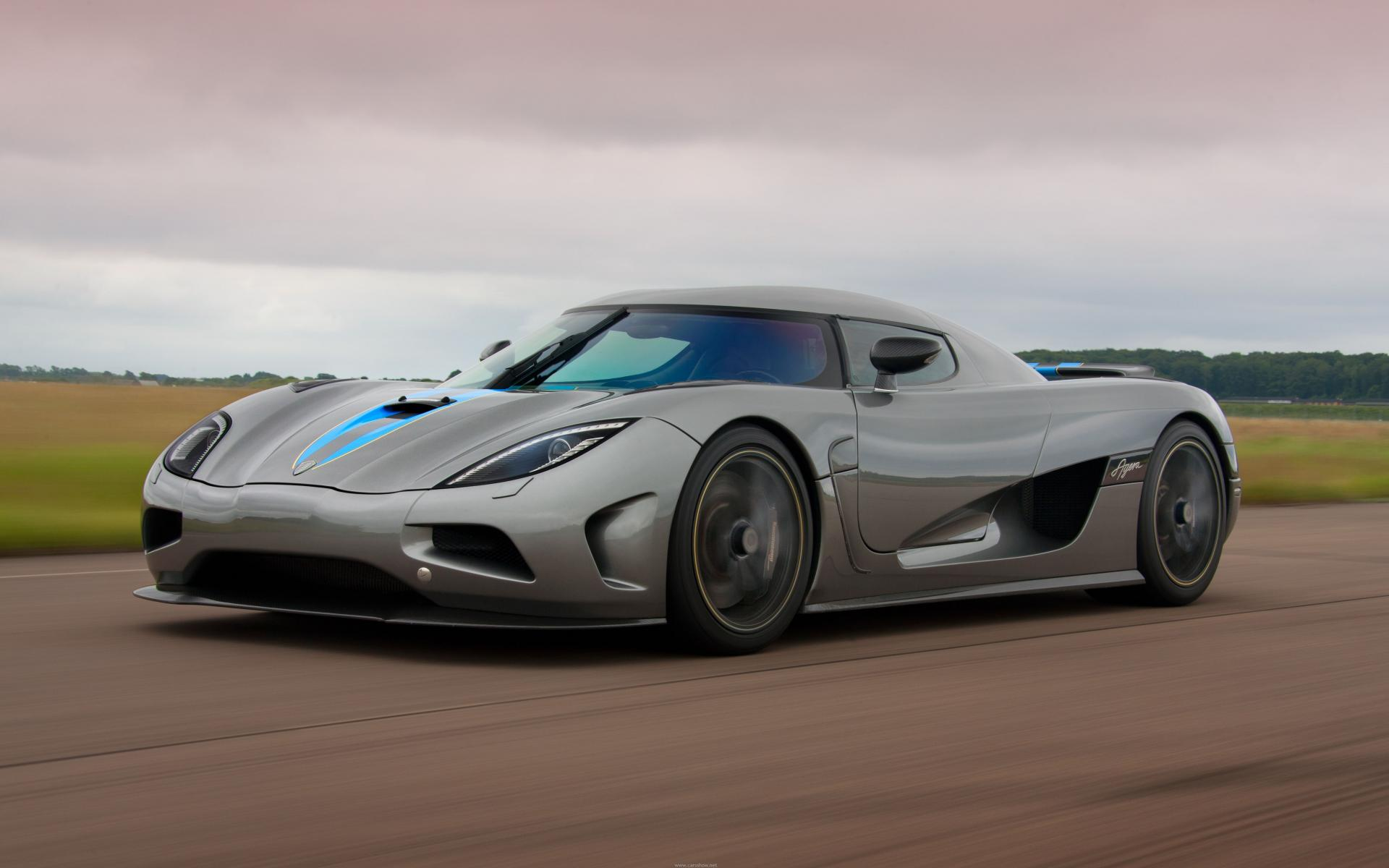 Grey Koenigsegg Agera Wallpapers Pictures Photos Images · «