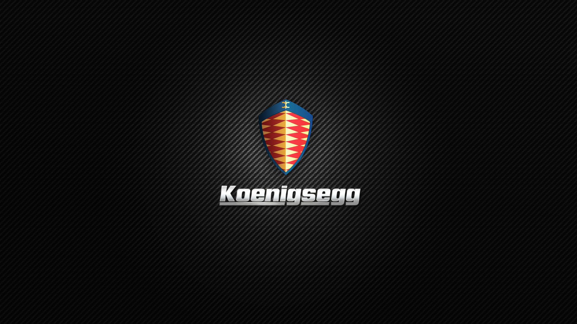 Koenigsegg Logo Wallpaper HD