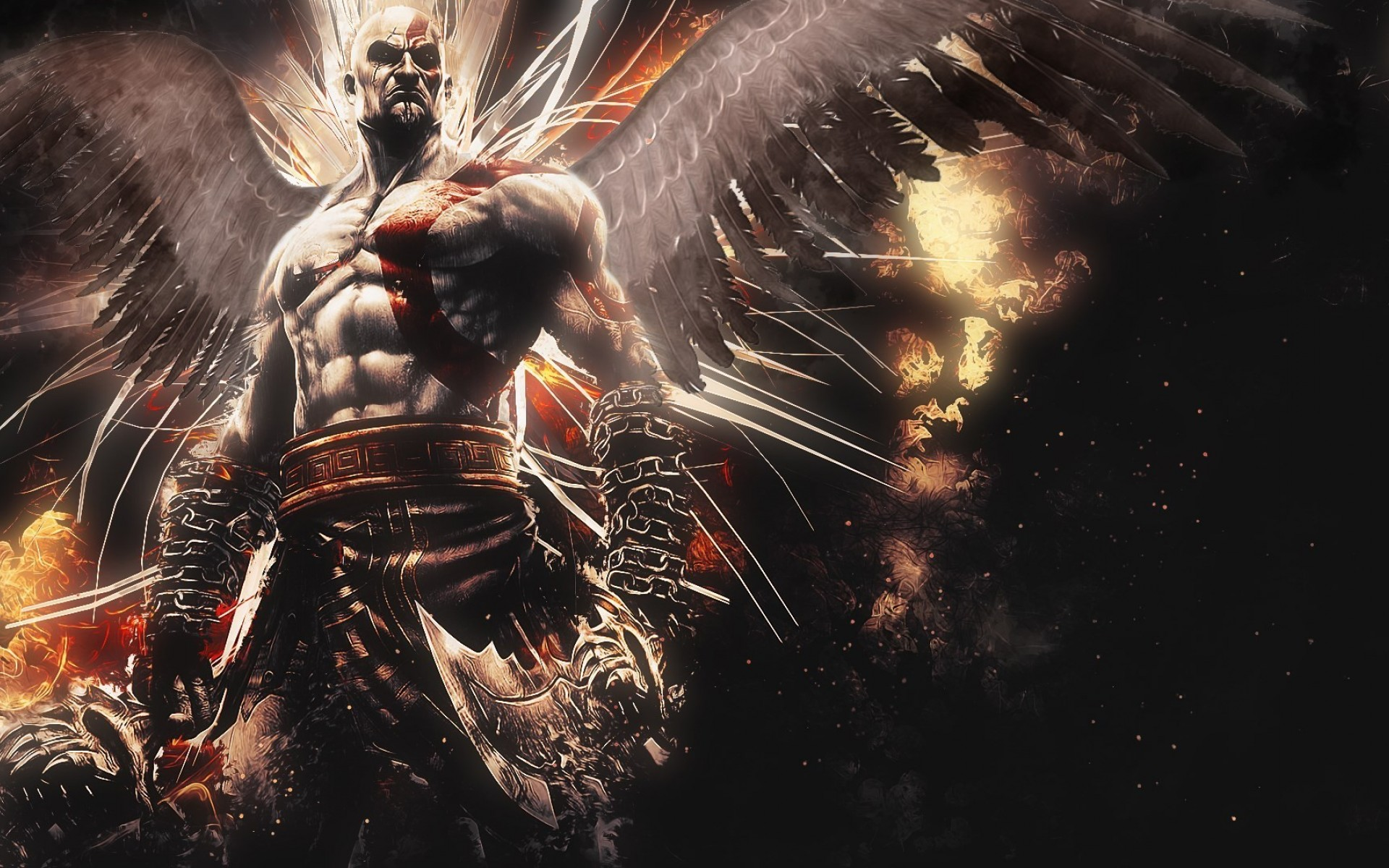God of War Kratos video games