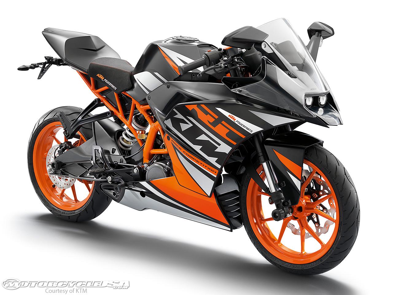 KTM Sportbike