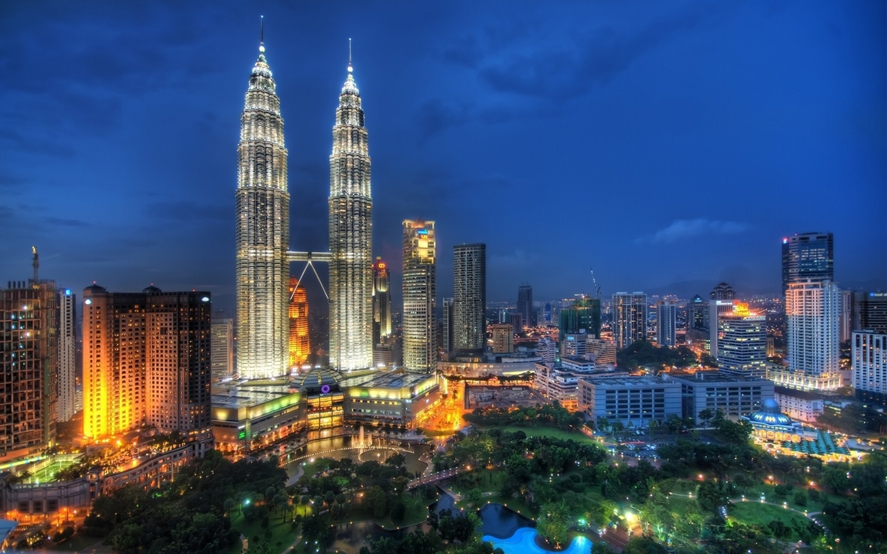 Experience beautiful Kuala Lumpur