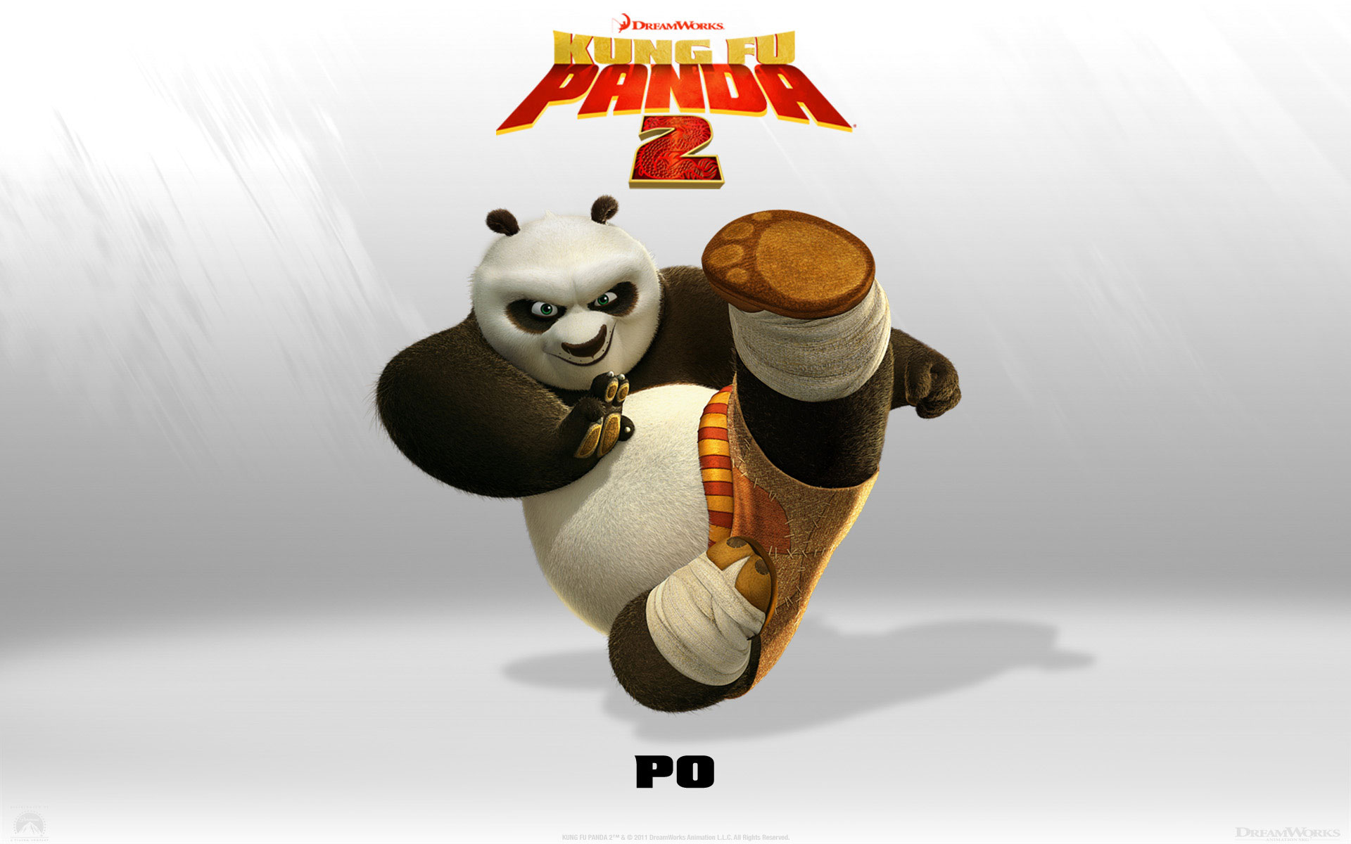 Kung Fu Panda 2 Wallpaper