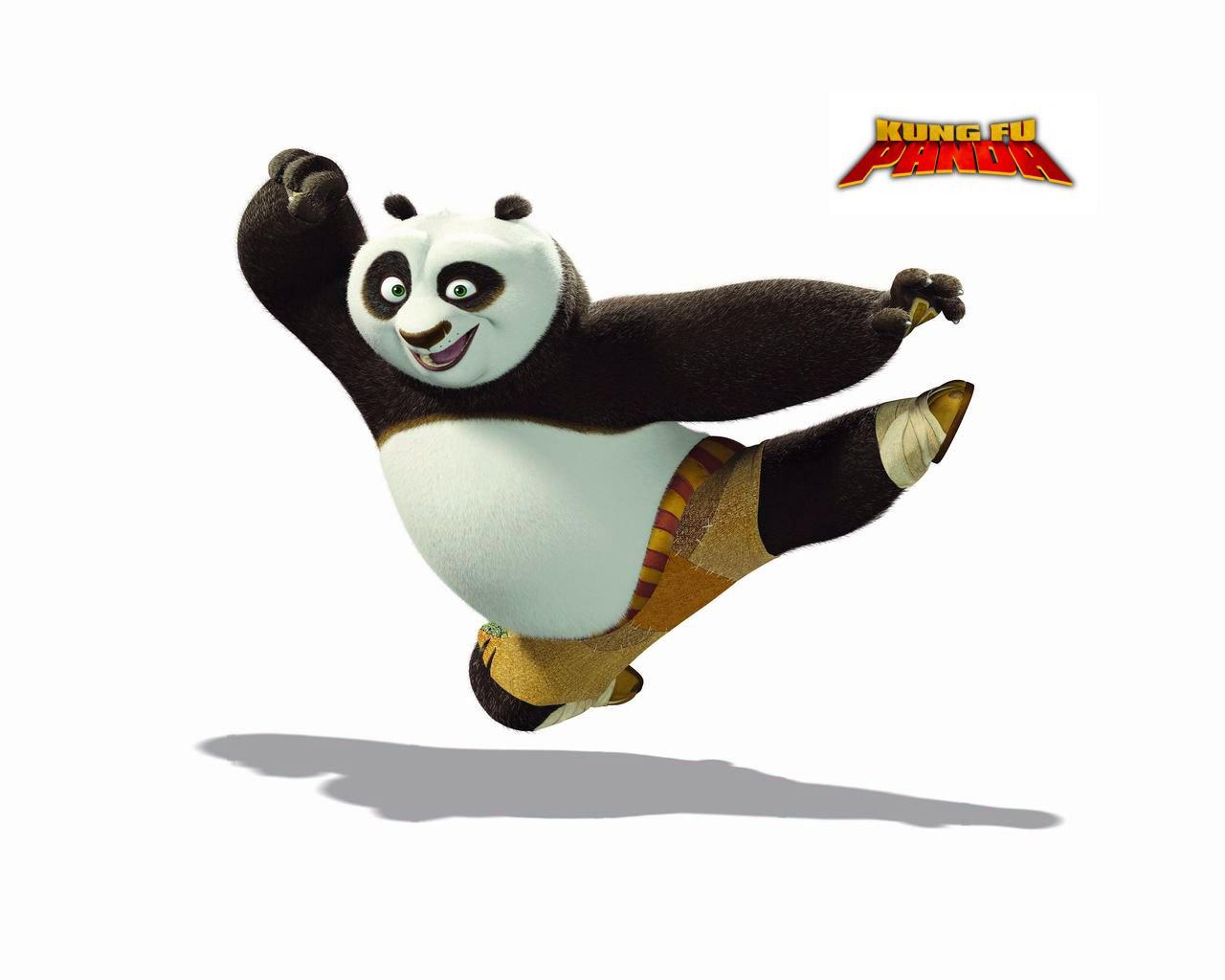 Kung Fu Panda Cartoons