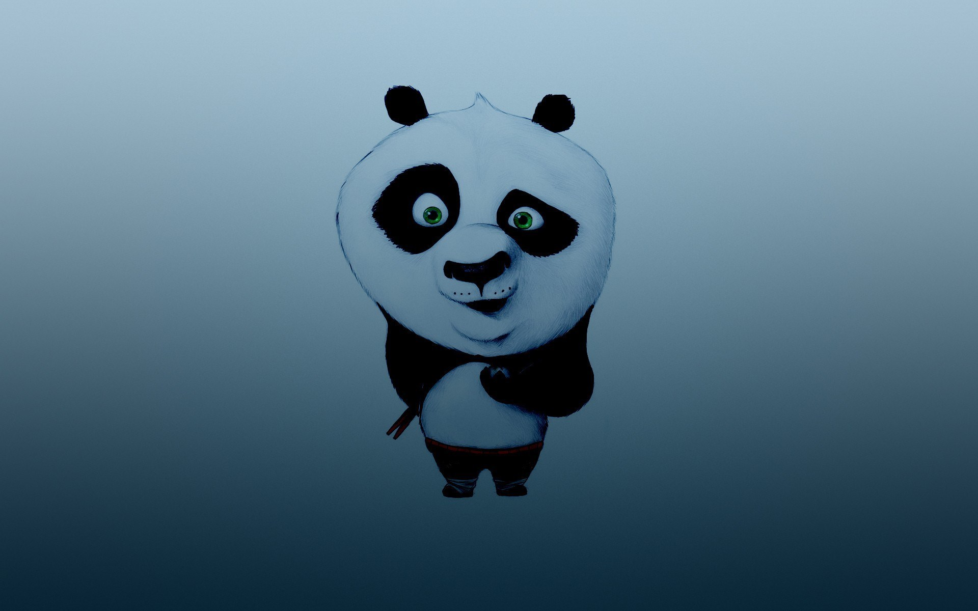 Kung Fu Panda Art Funny