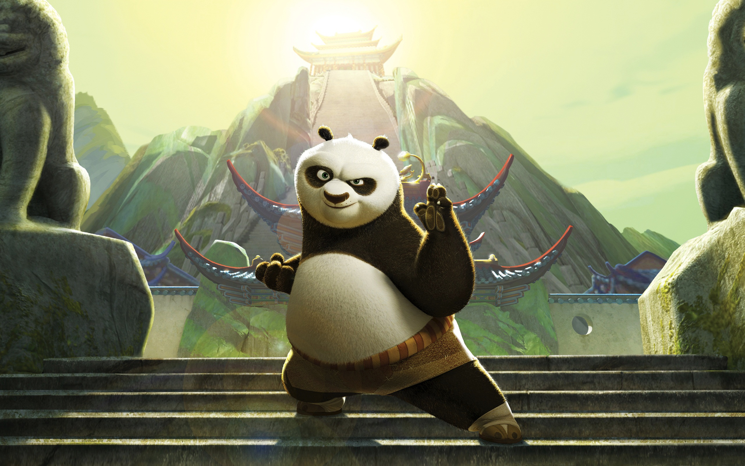 Kung Fu Panda 2 Movie 2011