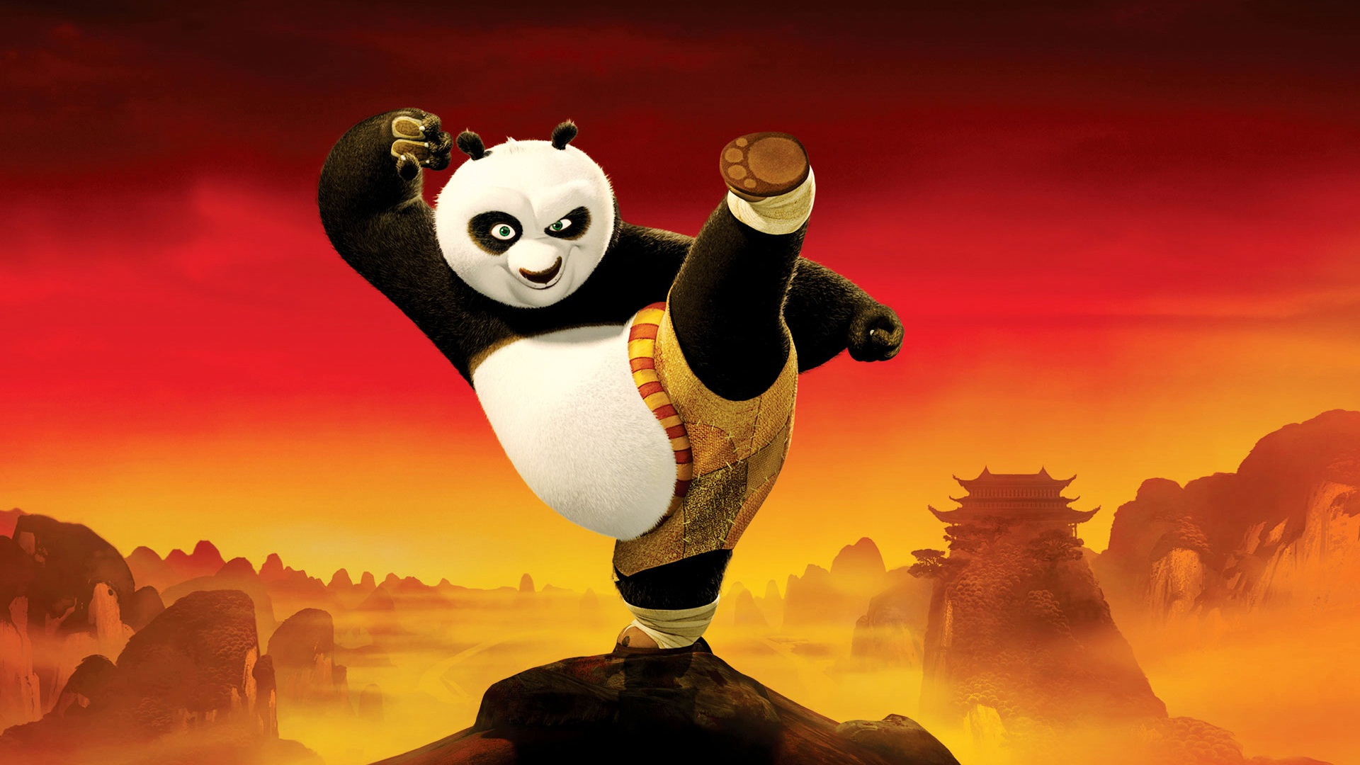 Kung Fu Panda 2 (2011) HD