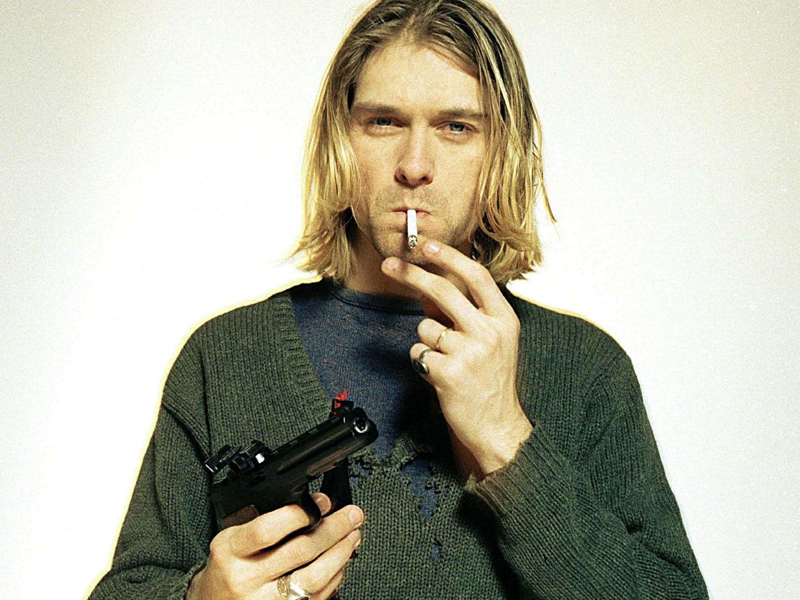 ... Kurt Cobain; Kurt Cobain