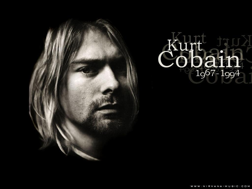 Kurt Donald Cobain, best known as the lead singer and guitarist of Nirvana. Nirvana's legacy is well documented.