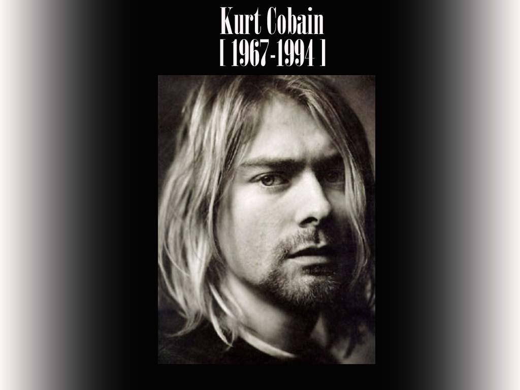 Kurt cobain wallpaper 1024x768 50114 - Kurt cobain nirvana wallpaper ...