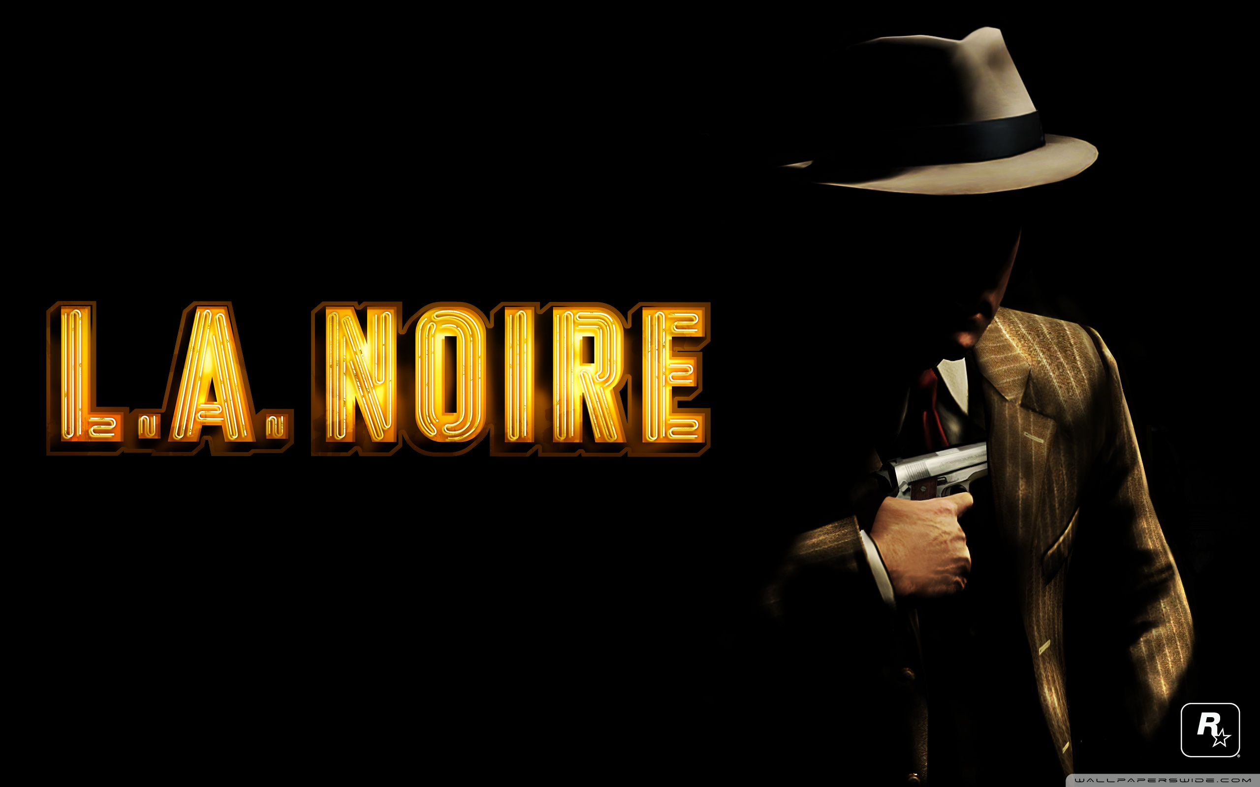 LA Noire Wallpaper