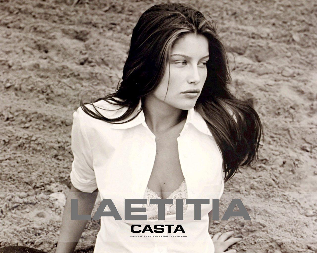 Magnificent Laetitia Casta HQ Pictures