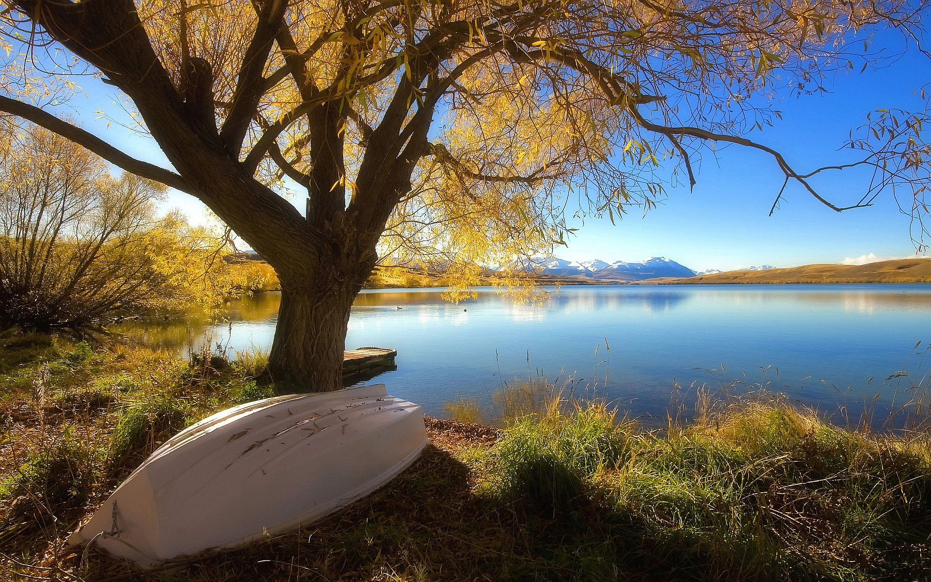 Lake Alexandrina New Zealand Wallpapers Pictures Photos Images. «