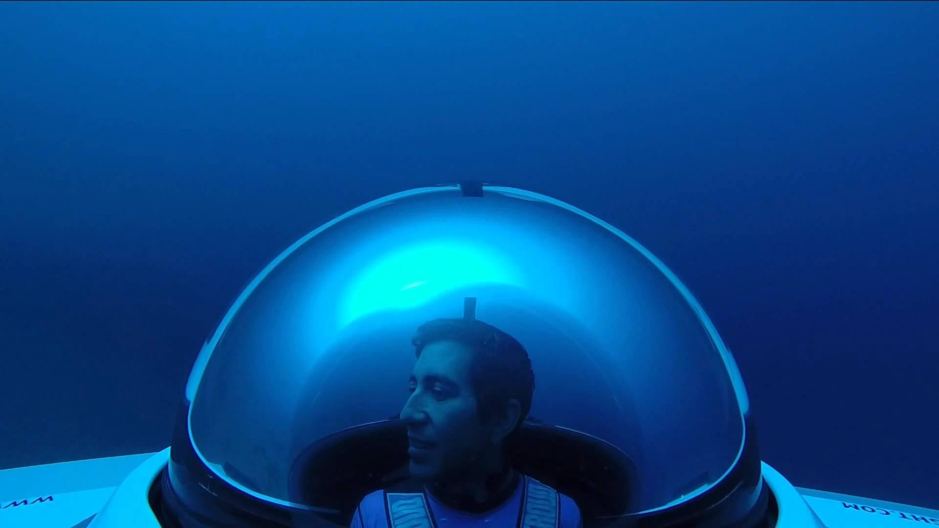 DeepFlight in Lake Tahoe: underwater cliffs exploration with GoPro
