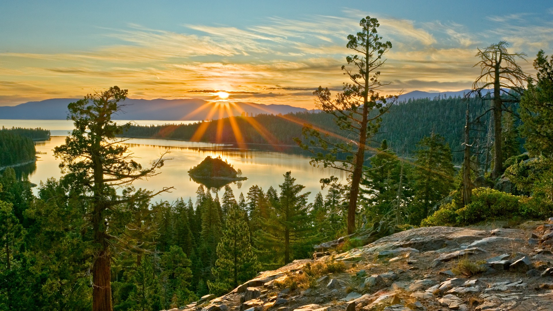 Free Lake Tahoe Wallpaper