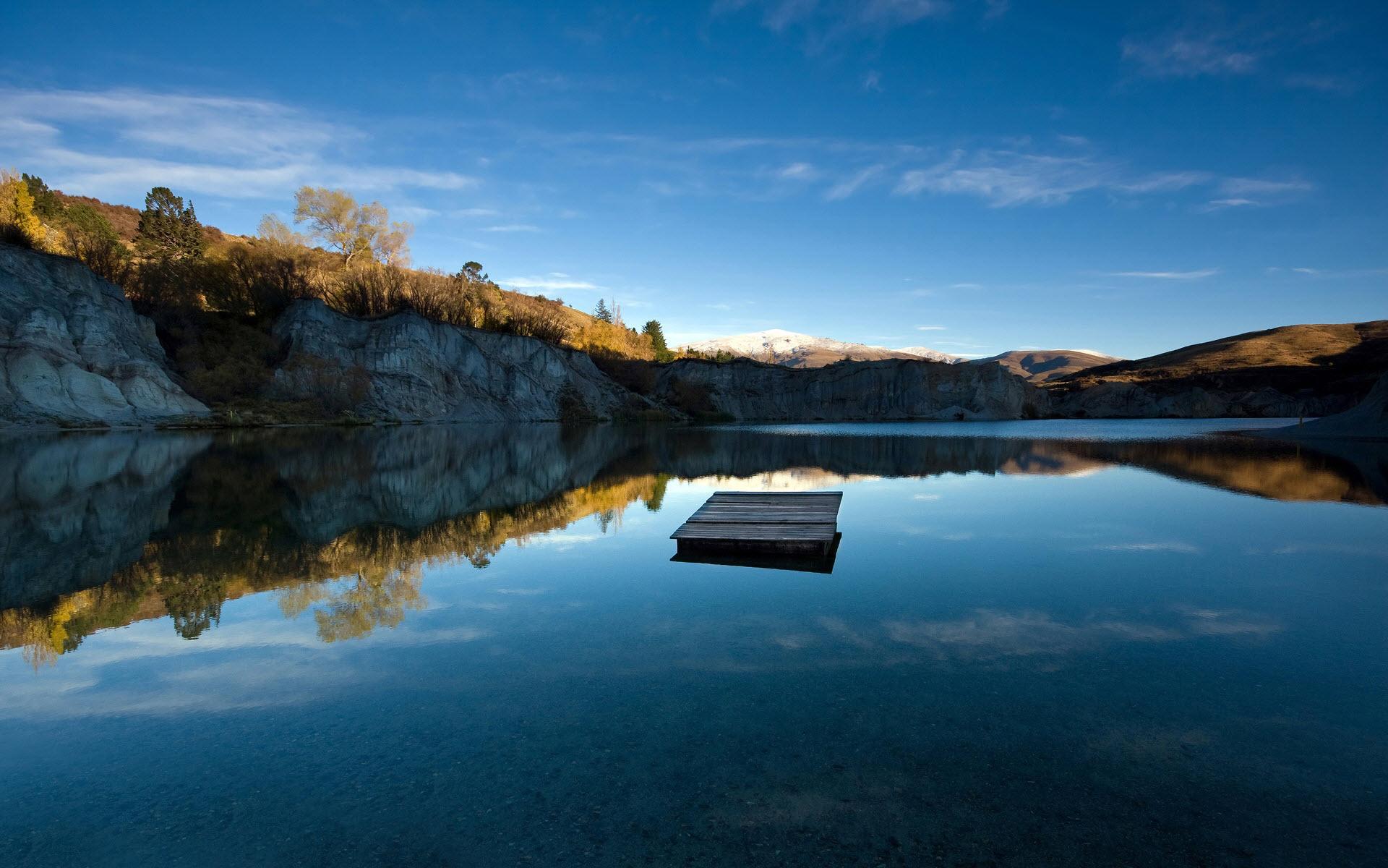 ... Lake Wallpaper ...