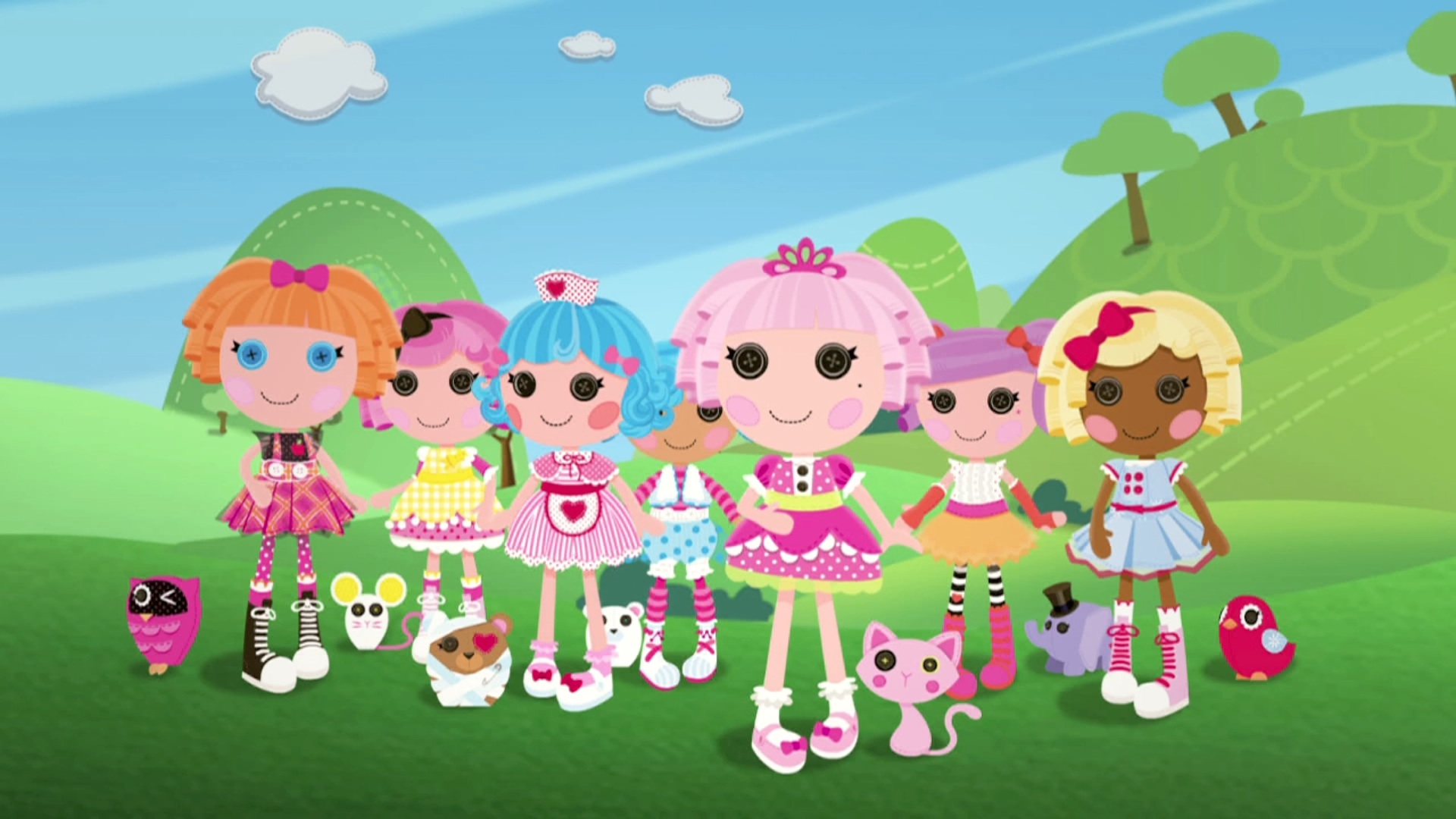 LaLaloopsy Wallpaper