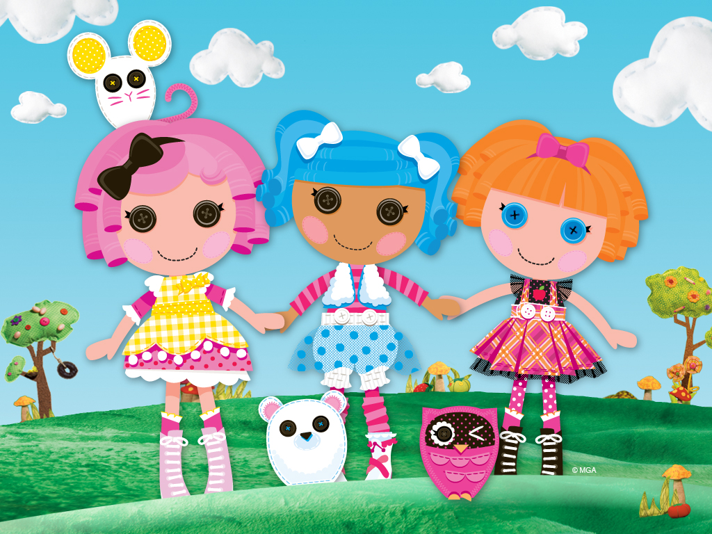 Lalaloopsy Labl Wallpaper