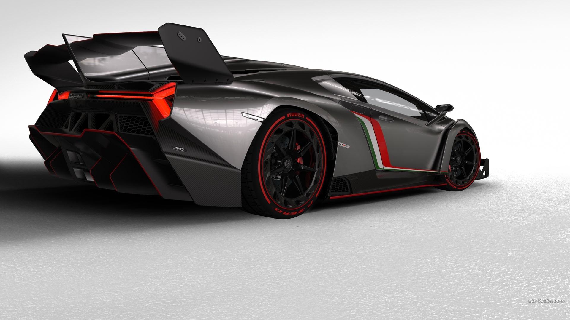 Lambo Lamborghini Veneno cars supercars