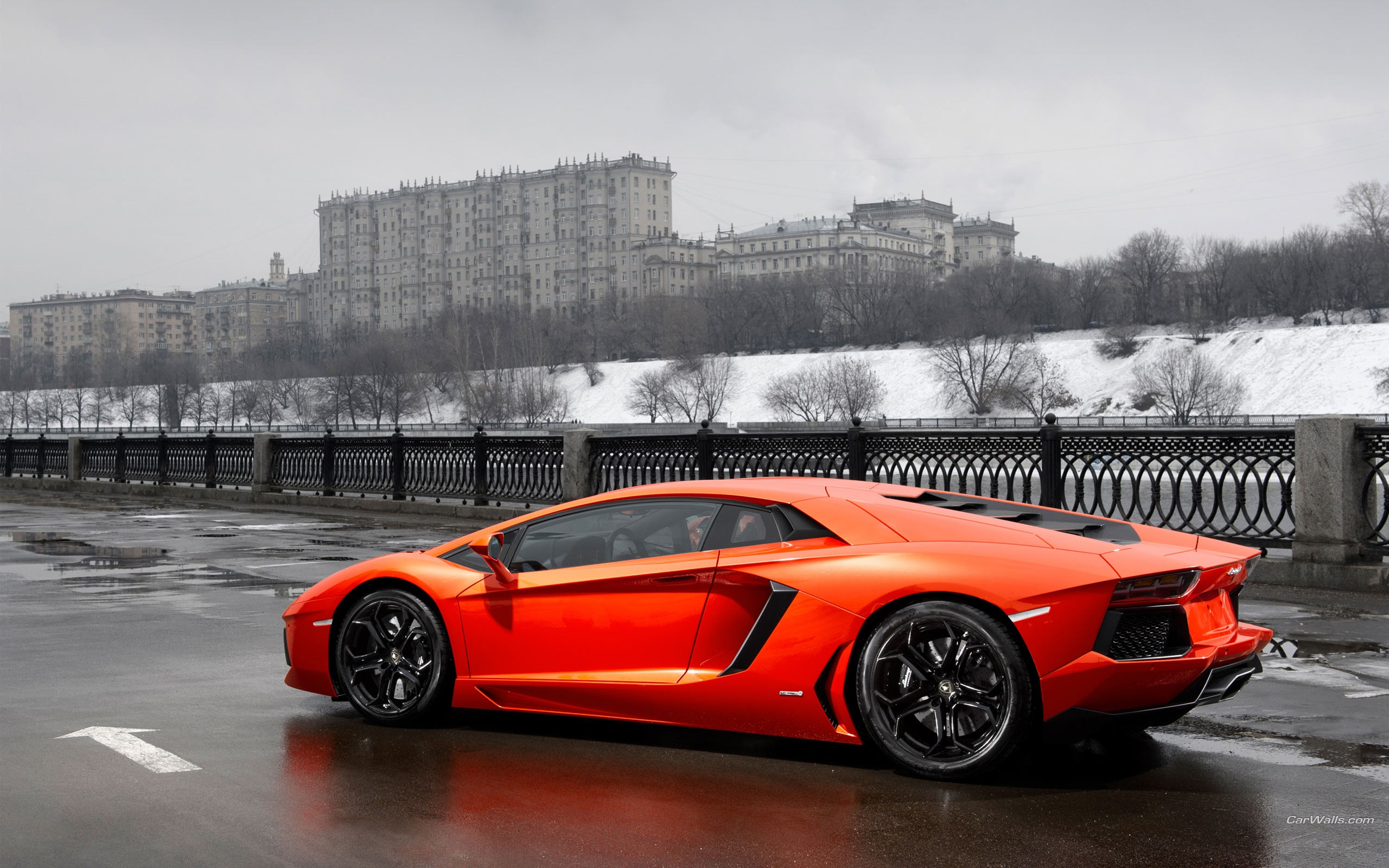 Image for Lamborghini Aventador Wallpaper 43