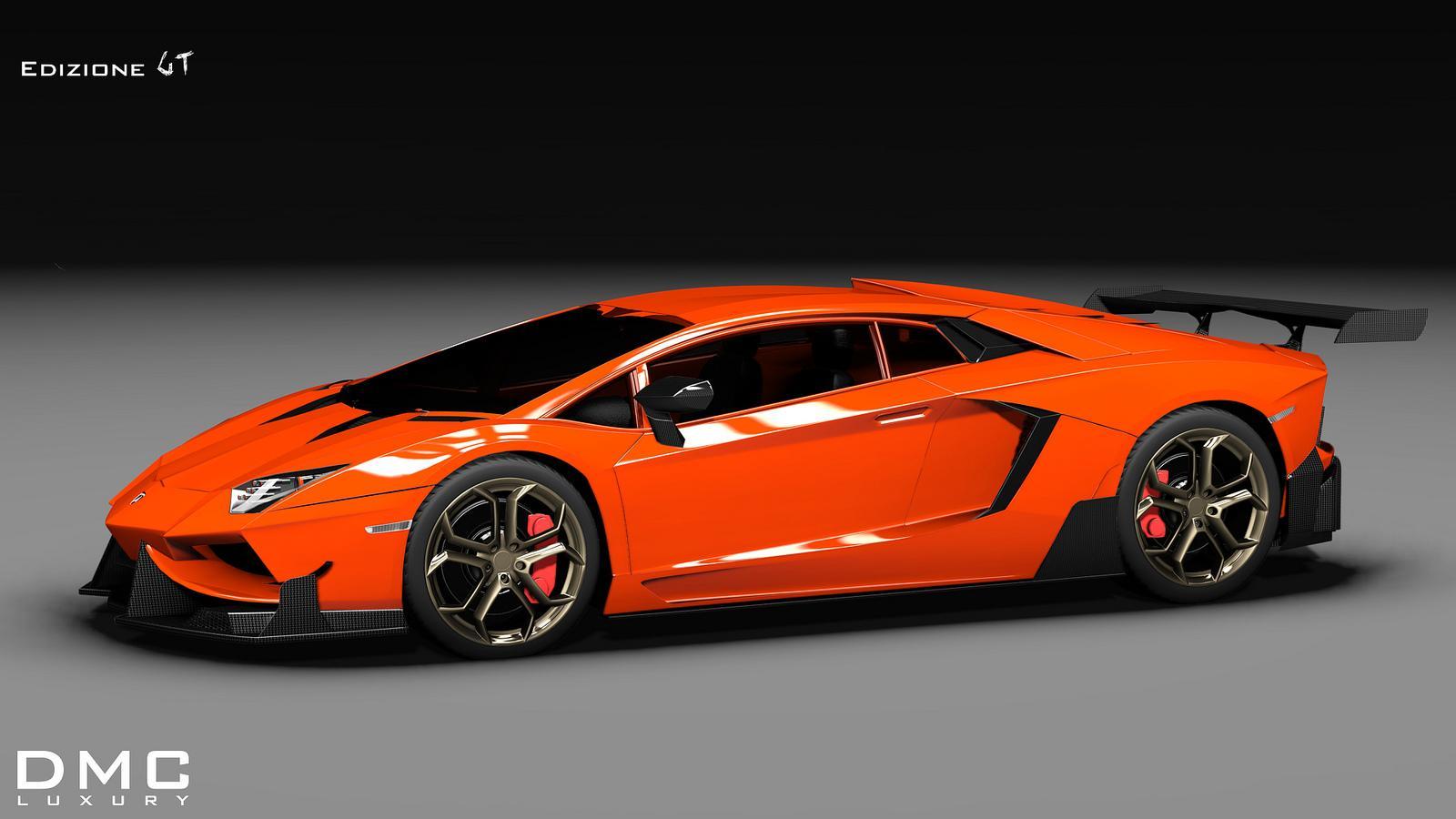 DMC's Lamborghini Aventador LP988 Edizione GT Previewed