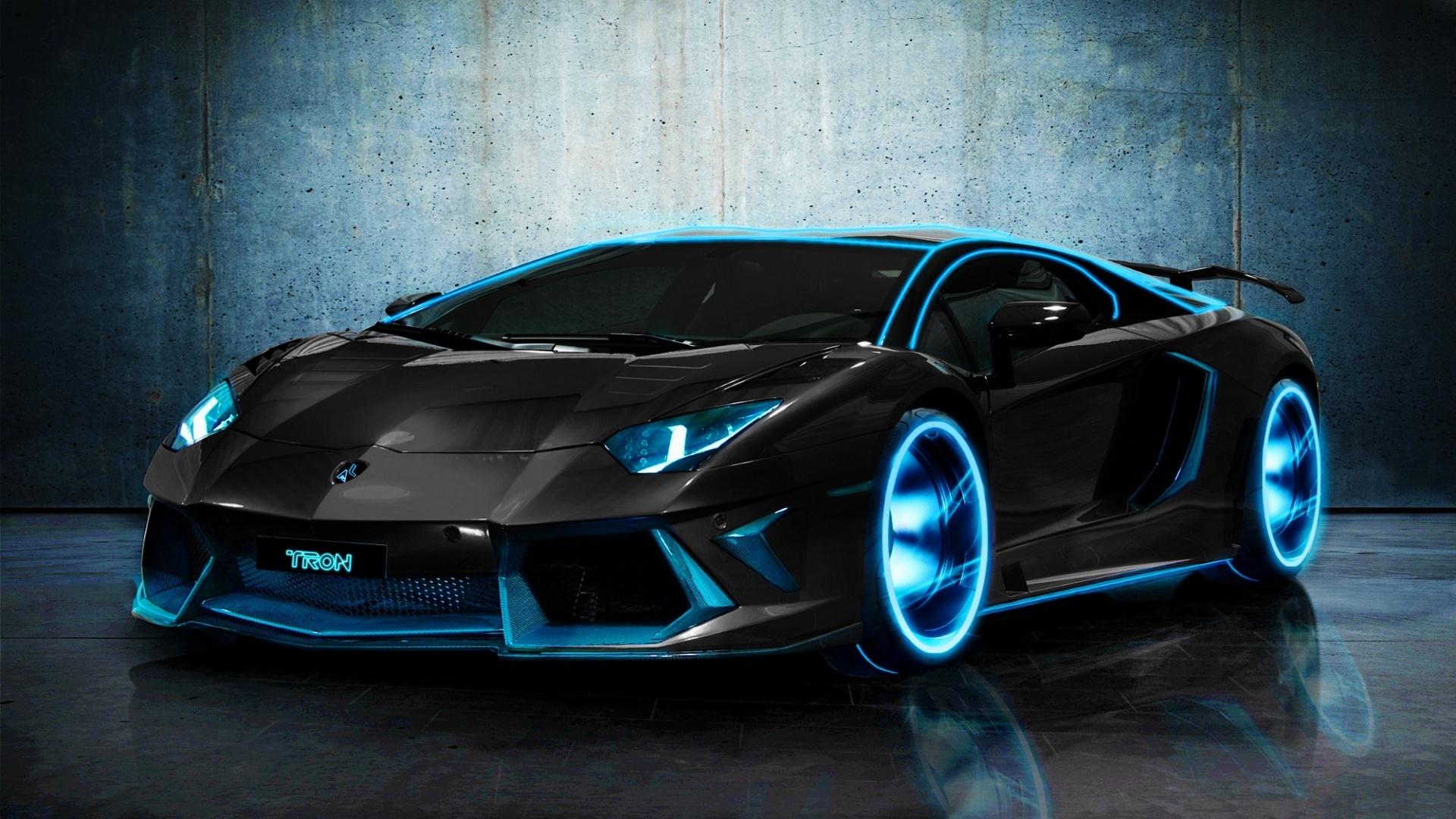 Description: Download TRON Lamborghini ...