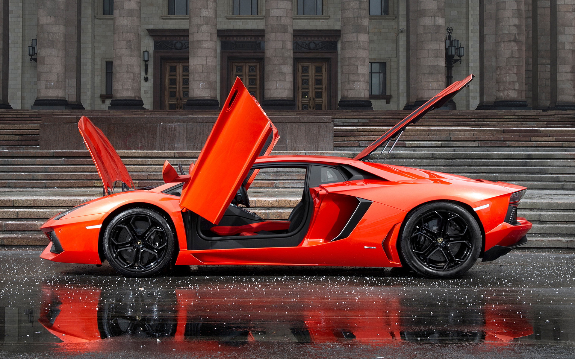 Lamborghini Doors Wallpaper 1920x1200 17259