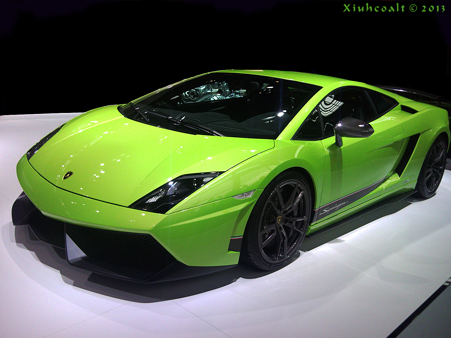 Lamborghini Gallardo Hd Background Wallpaper 28 Thumb