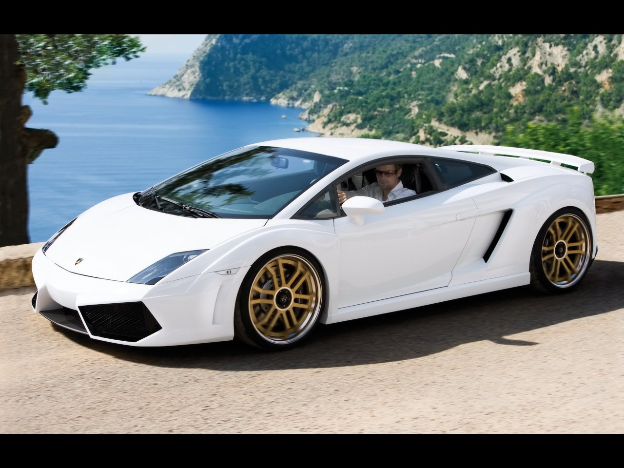 Lamborghini Gallardo Desktop Images 9265 High Resolution