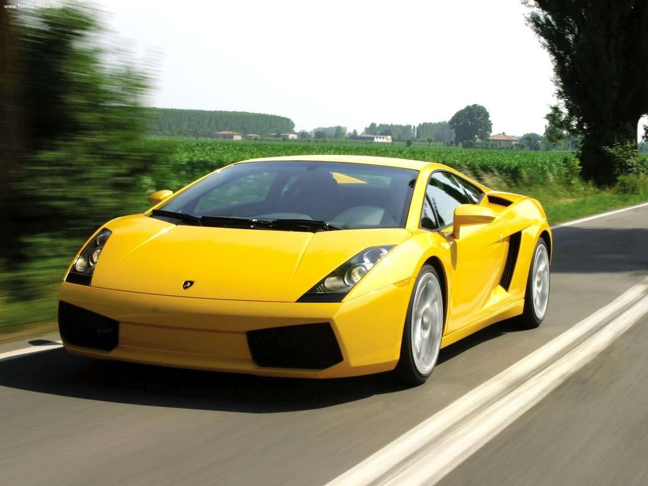 Lamborghini Gallardo Hd Background Wallpaper 17 Thumb