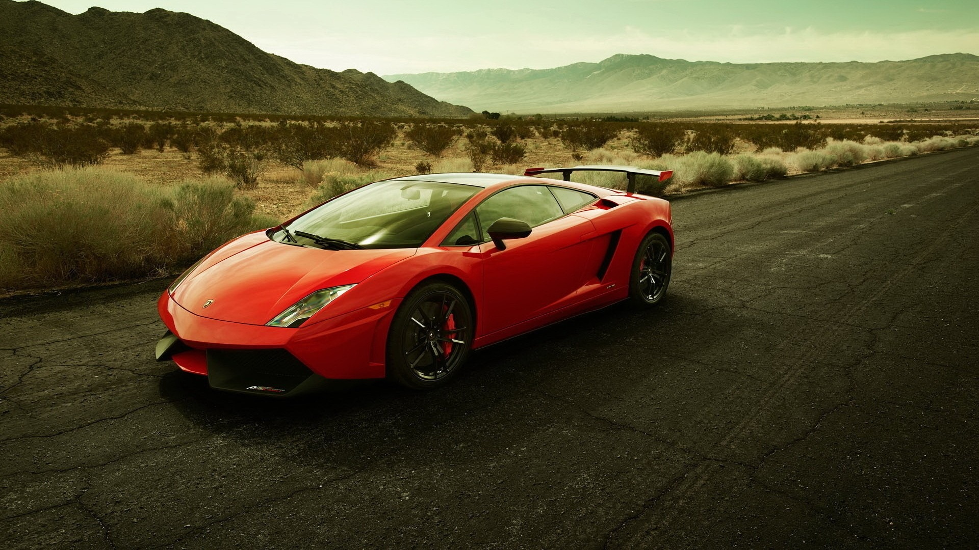 Lamborghini Gallardo Background