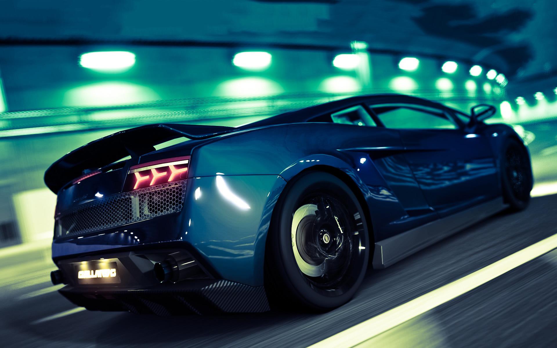 Lamborghini gallardo gt5