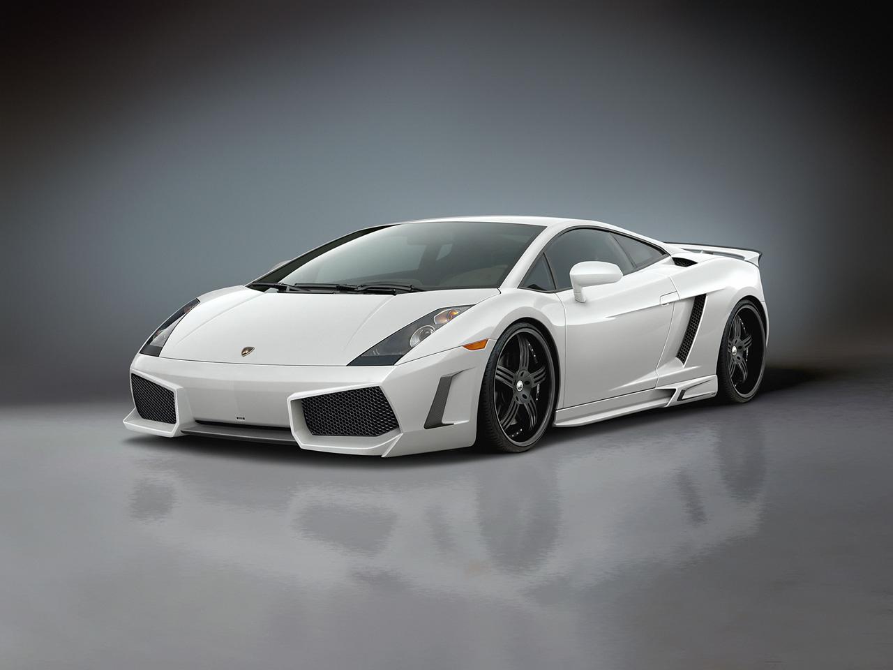 Lamborghini Gallardo Pictures