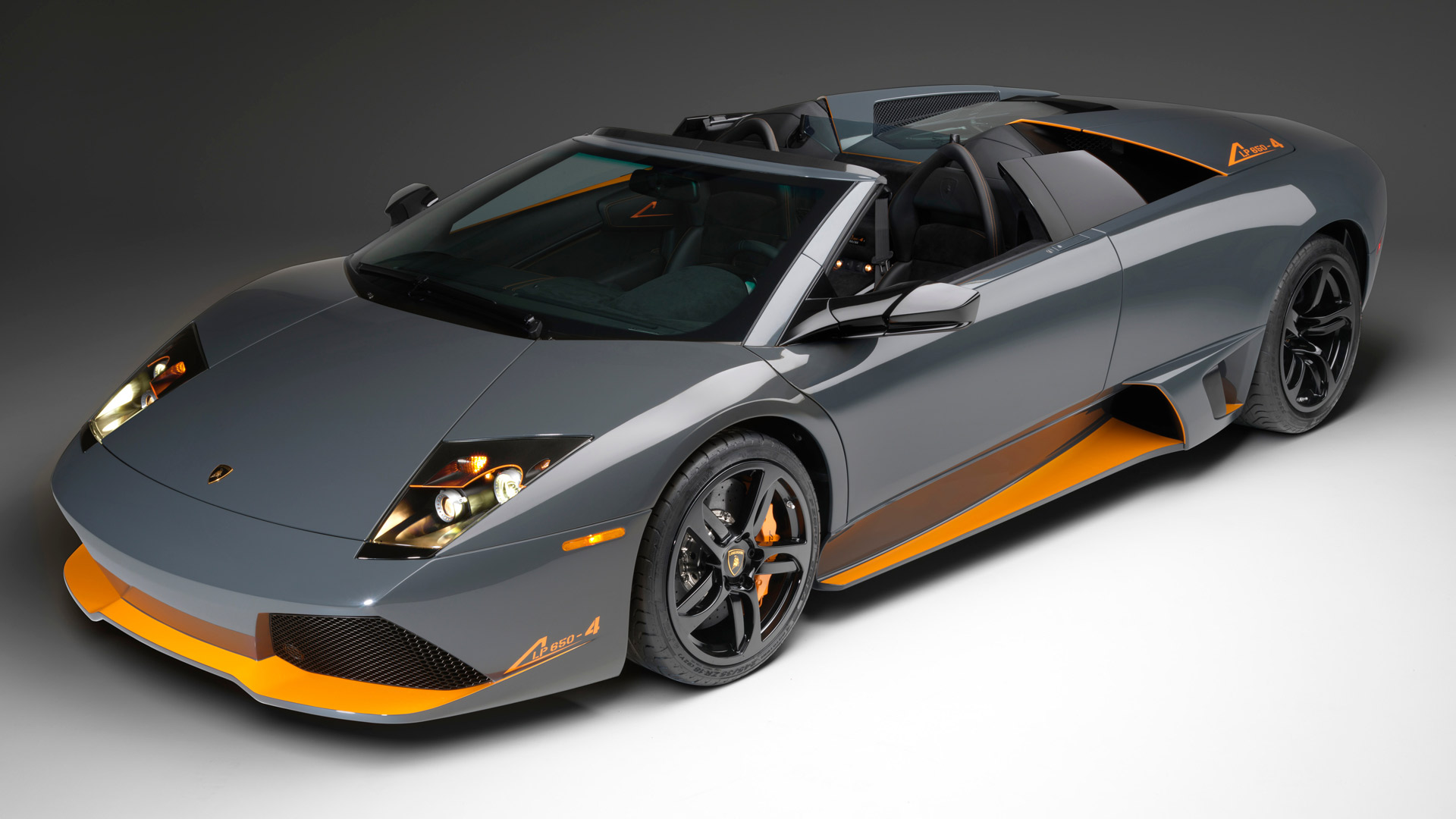 murcielago lp650 roadster