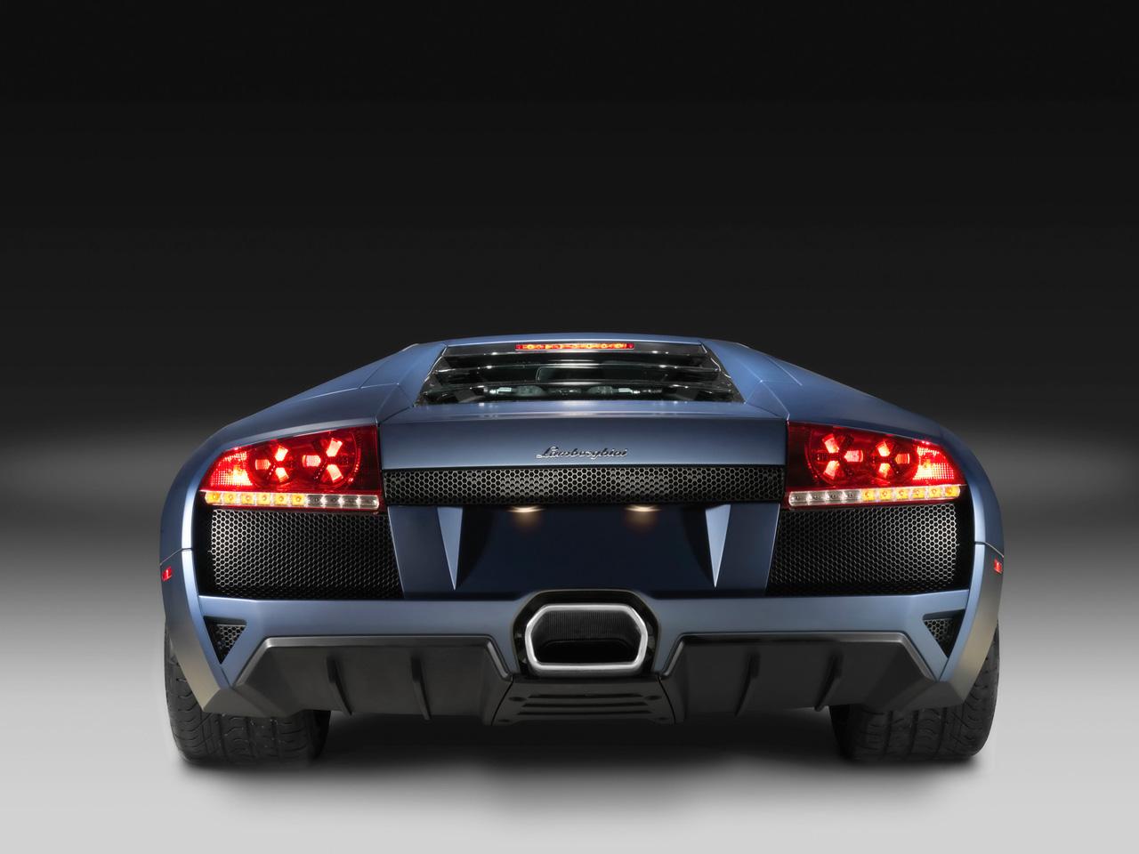 Lamborghini Murcielago Back