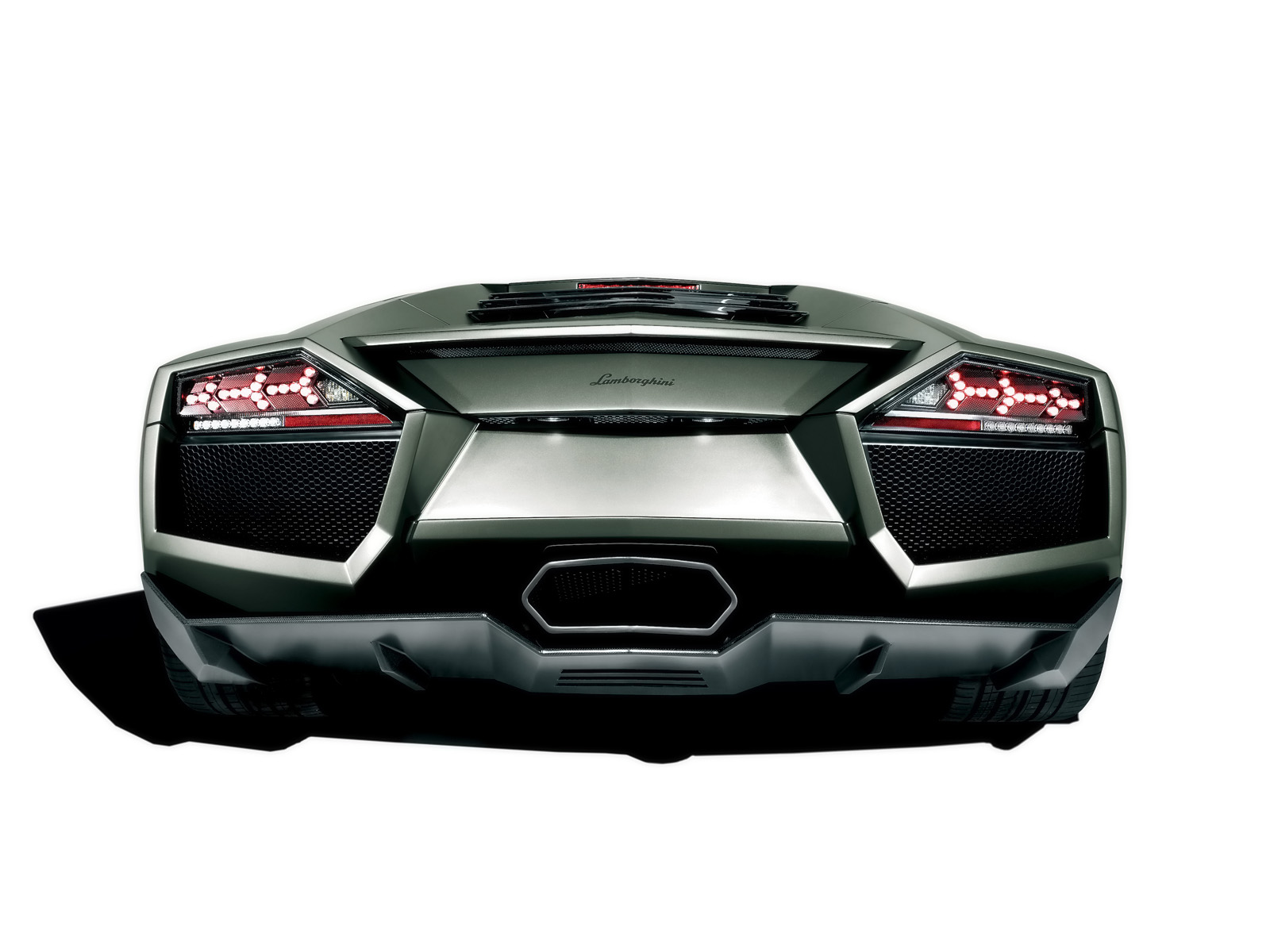 Lamborghini Reventon Rear Wallpaper 1600x1200 17245