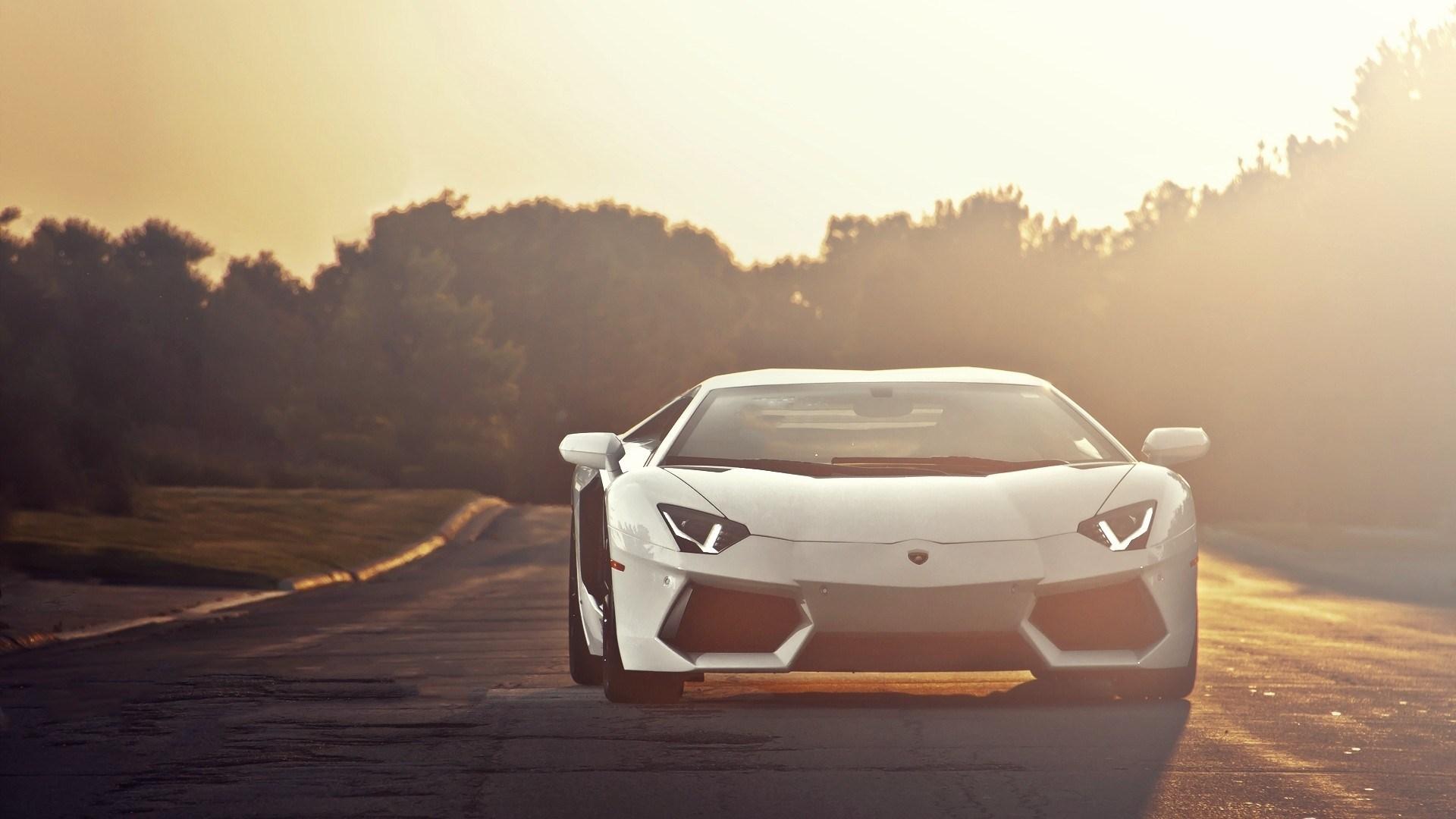 Lamborghini Sun Road
