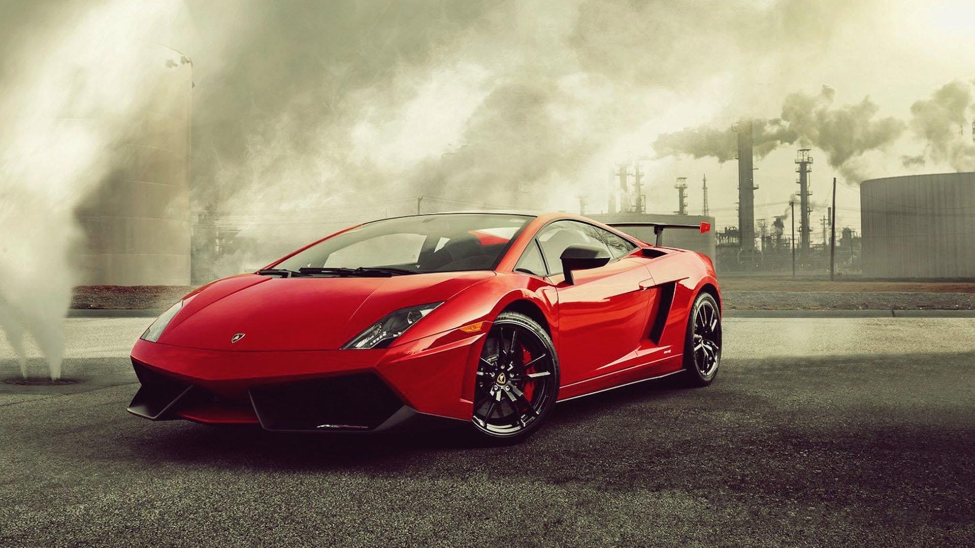 Lamborghini Super Trofeo Stradale