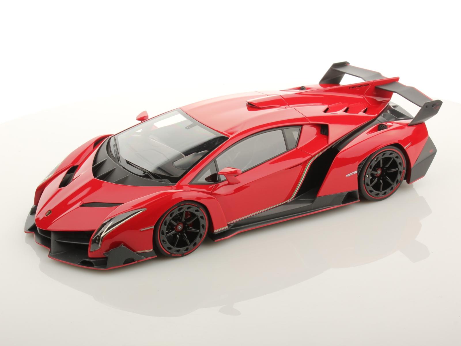 LAMBO012D - Lamborghini Veneno Geneva Motorshow 2013 1:18