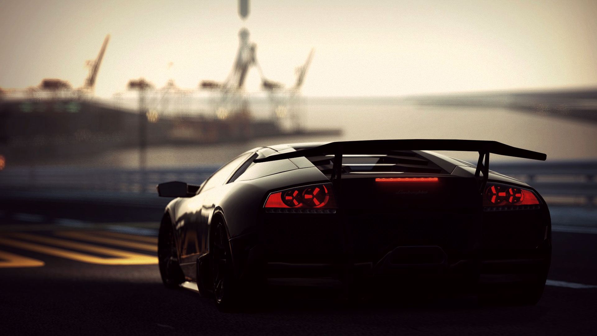 15 Excellent HD Lamborghini Wallpapers